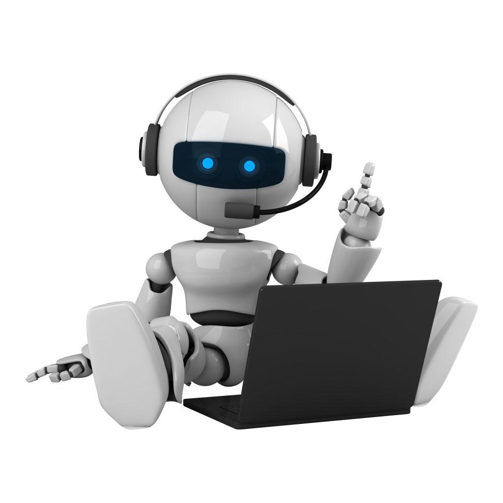 Robô Inova no Atendimento, Chatbots ou Assistentes Virtuais